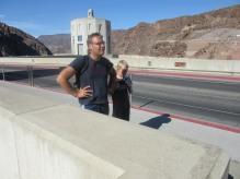 Der svedes på grænsen mellem Nevada og Arizona
